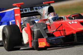 © Octane Photographic Ltd. GP2 Winter testing Barcelona Day 1, Tuesday 6th March 2012. Scuderia Coloni, Stefano Coletti. Digital Ref : 0235cb7d1334