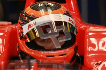 © Octane Photographic Ltd. GP2 Winter testing Barcelona Day 2, Wednesday 7th March 2012. Marussia Carlin, Max Chilton. Digital Ref : 0236cb1d4165