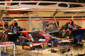 © Octane Photographic Ltd. GP2 Winter testing Barcelona Day 2, Wednesday 7th March 2012. iSport International, Jolyon Palmer. Digital Ref : 0236cb7d1624