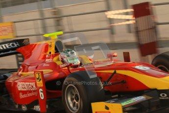© Octane Photographic Ltd. GP2 Winter testing Barcelona Day 2, Wednesday 7th March 2012. Racing Engineering, Nathanael Berthon. Digital Ref : 0236lw7d8010