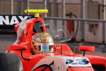© Octane Photographic Ltd. GP2 Winter testing Barcelona Day 2, Wednesday 7th March 2012. Arden International, Luiz Razia. Digital Ref : 0236lw7d8082