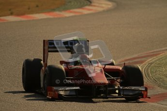 © Octane Photographic Ltd. GP2 Winter testing Barcelona Day 2, Wednesday 7th March 2012. Scuderia Coloni, Fabio Onidi. Digital Ref : 0236lw7d8634