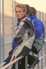 © Octane Photographic Ltd. GP2 Winter testing Barcelona Day 3, Thursday 8th March 2012. Marussia Carlin, Max Chilton. Digital Ref : 0237cb1d4966