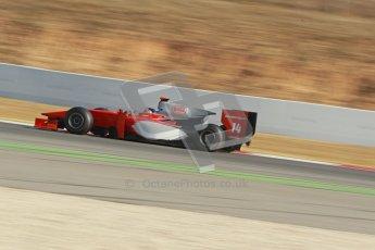 © Octane Photographic Ltd. GP2 Winter testing Barcelona Day 3, Thursday 8th March 2012. Scuderia Coloni, Stefano Coletti. Digital Ref : 0237cb1d5101