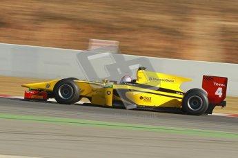 © Octane Photographic Ltd. GP2 Winter testing Barcelona Day 3, Thursday 8th March 2012. DAMS, Felipe Nasr. Digital Ref : 0237cb1d5196