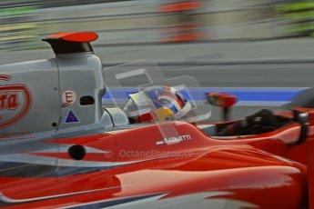 © Octane Photographic Ltd. GP2 Winter testing Barcelona Day 3, Thursday 8th March 2012. Scuderia Coloni, Stefano Coletti. Digital Ref : 0237cb7d2351