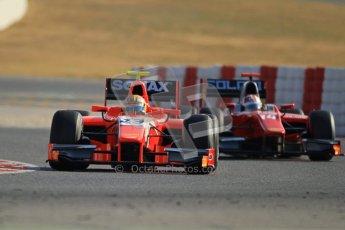 © Octane Photographic Ltd. GP2 Winter testing Barcelona Day 3, Thursday 8th March 2012. Scuderia Coloni, Fabio Onidi. Digital Ref : 0237cb7d2405