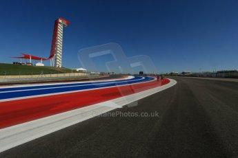 2012 © www.octanephotos.co.uk Circuit of the Americas - Track Walk - Wednesday 14th November 2012 Digital Ref: 0555lw1d0323