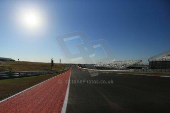 2012 © www.octanephotos.co.uk Circuit of the Americas - Track Walk - Wednesday 14th November 2012 Digital Ref: 0555lw1d0372