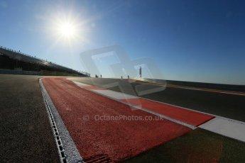 2012 © www.octanephotos.co.uk Circuit of the Americas - Track Walk - Wednesday 14th November 2012 Digital Ref: 0555lw1d0384