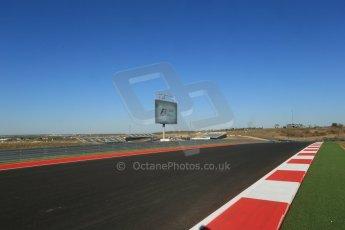 2012 © www.octanephotos.co.uk Circuit of the Americas - Track Walk - Wednesday 14th November 2012 Digital Ref: 0555lw1d0391