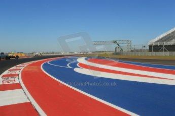 2012 © www.octanephotos.co.uk Circuit of the Americas - Track Walk - Wednesday 14th November 2012 Digital Ref: 0555lw1d0395