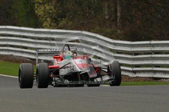 © 2012 Octane Photographic Ltd. Saturday 7th April. Cooper Tyres British F3 International - Race 2. Digital Ref : 0281lw1d3015