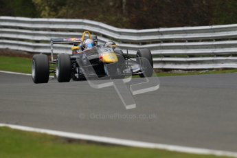 © 2012 Octane Photographic Ltd. Saturday 7th April. Cooper Tyres British F3 International - Race 2. Digital Ref : 0281lw1d3048