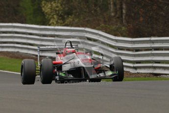 © 2012 Octane Photographic Ltd. Saturday 7th April. Cooper Tyres British F3 International - Race 2. Digital Ref : 0281lw1d3081