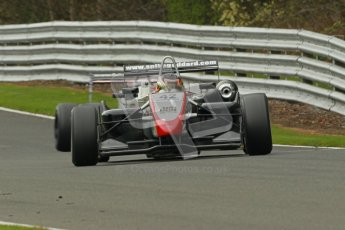 © 2012 Octane Photographic Ltd. Saturday 7th April. Cooper Tyres British F3 International - Race 2. Digital Ref : 0281lw1d3193