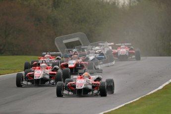 © 2012 Octane Photographic Ltd. Saturday 7th April. Cooper Tyres British F3 International - Race 1. Digital Ref : 0275lw1d1704