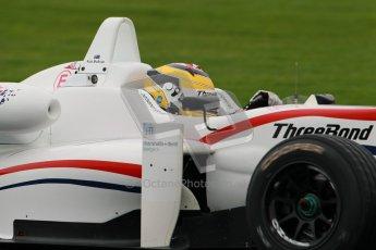 © 2012 Octane Photographic Ltd. Saturday 7th April. Cooper Tyres British F3 International - Race 1. Digital Ref : 0275lw1d1804