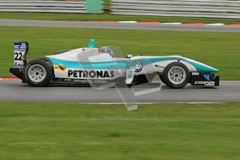 © 2012 Octane Photographic Ltd. Saturday 7th April. Cooper Tyres British F3 International - Race 1. Digital Ref : 0275lw7d7235