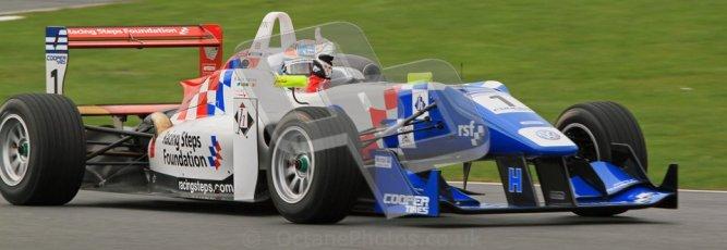 © 2012 Octane Photographic Ltd. Saturday 7th April. Cooper Tyres British F3 International - Race 1. Digital Ref : 0275lw7d7614