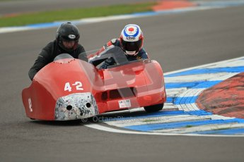 © Octane Photographic Ltd. 2012. NG Road Racing CSC Open F2 Sidecars. Donington Park. Saturday 2nd June 2012. Digital Ref : 0363lw1d9770
