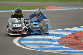 © Octane Photographic Ltd. 2012. NG Road Racing CSC Open F2 Sidecars. Donington Park. Saturday 2nd June 2012. Digital Ref : 0363lw1d9837