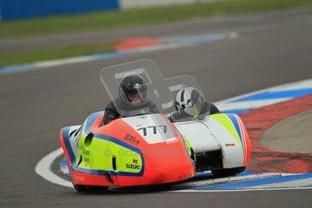 © Octane Photographic Ltd. 2012. NG Road Racing CSC Open F2 Sidecars. Donington Park. Saturday 2nd June 2012. Digital Ref : 0363lw1d9950