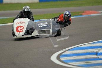 © Octane Photographic Ltd. 2012. NG Road Racing CSC Open F2 Sidecars. Donington Park. Saturday 2nd June 2012. Digital Ref : 0363lw1d9958