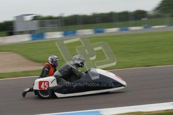 © Octane Photographic Ltd. 2012. NG Road Racing CSC Open F2 Sidecars. Donington Park. Saturday 2nd June 2012. Digital Ref : 0363lw7d7856