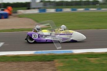 © Octane Photographic Ltd. 2012. NG Road Racing CSC Open F2 Sidecars. Donington Park. Saturday 2nd June 2012. Digital Ref : 0363lw7d7872