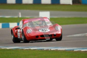 "© Octane Photographic Ltd. 2012 Donington Historic Festival. ""1000km"" for pre-72 sports-racing cars, qualifying. Digital Ref : 0319cb1d8618"