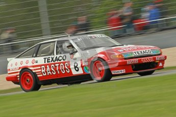 © Octane Photographic Ltd. 2012 Donington Historic Festival. JD Classics Challenge for 66 to 85 touring cars, qualifying. Rover TWR - Bert Smeets. Digital Ref : 0318cb1d8268