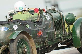 "© Octane Photographic Ltd. 2012 Donington Historic Festival. ""Mad Jack"" for pre-war sportscars, qualifying. Digital Ref : 0314cb1d7489"