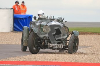 "© Octane Photographic Ltd. 2012 Donington Historic Festival. ""Mad Jack"" for pre-war sportscars, qualifying. Digital Ref : 0314cb7d9744"