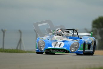 © Octane Photographic Ltd. 2012. Donington Park - General Test Day. Tuesday 12th June 2012. Rob Hall - Matra 670B. Digital Ref : 0365lw1d1705
