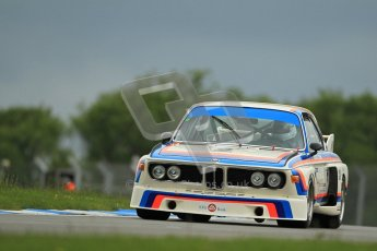 © Octane Photographic Ltd. 2012. Donington Park - General Test Day. Tuesday 12th June 2012. BMW 3.0csl. Digital Ref : 0365lw1d1907