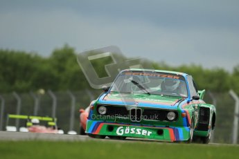 © Octane Photographic Ltd. 2012. Donington Park - General Test Day. Tuesday 12th June 2012. BMW 3.0csl. Digital Ref : 0365lw1d1911