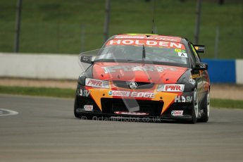 © Octane Photographic Ltd. 2012. Donington Park - General Test Day. Tuesday 12th June 2012. Alex Sidwell - Holden. Digital Ref : 0365lw1d2372