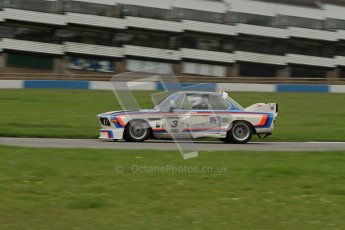© Octane Photographic Ltd. 2012. Donington Park - General Test Day. Tuesday 12th June 2012. BMW 3.0csl. Digital Ref : 0365lw7d8610