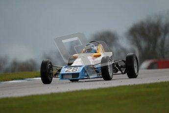 © Octane Photographic Ltd. Donington Park - General Test - 19th April 2012. Alan Fincham, Van Dieman RF80 HSCC Historic Formula Ford 1600. Digital ref : 0297lw1d0072