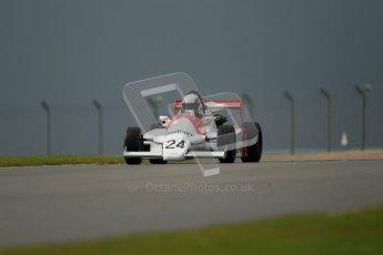 © Octane Photographic Ltd. Donington Park - General Test - 19th April 2012. Grant Tromans, Martini Mk.39 Alfa Romeo, Grand Prix de Monaco Historique 2012. Digital ref : 0297lw1d0734
