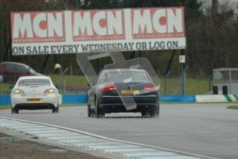 © Octane Photographic Ltd. Donington Park - General Test - 19th April 2012. FIA track inspection. Digital ref : 0297lw1d8402