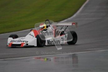© Octane Photographic Ltd. Donington Park - General Test - 19th April 2012. Nathan Kinch, Martini Mk34 Alfa Romeo, Grand Prix de Monaco Historique 2012. Digital ref : 0297lw1d8434