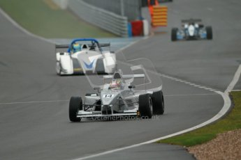 © Octane Photographic Ltd. Donington Park - General Test - 19th April 2012. Matt Mason, Mygale FB02, MGR, BARC Intersteps championship. Digital ref : 0297lw1d8598