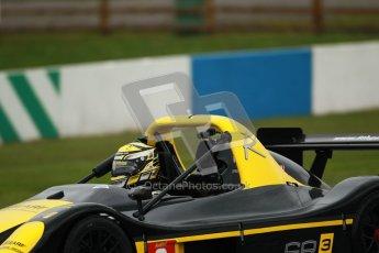 © Octane Photographic Ltd. Donington Park - General Test - 19th April 2012. Andy Cummings, Radical SR3RS, Radical Masters Euroseries. Digital ref : 0297lw1d8917