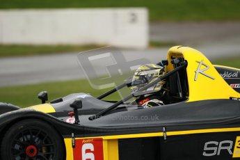 © Octane Photographic Ltd. Donington Park - General Test - 19th April 2012. Andy Cummings, Radical SR3RS, Radical Masters Euroseries. Digital ref : 0297lw1d8919