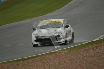 © Octane Photographic Ltd. Donington Park - General Test - 19th April 2012. Anthony Williams, Renault Megane,  BARC Dunlop Production Touring Car Trophy. Digital ref : 0297lw1d9179