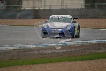 © Octane Photographic Ltd. Donington Park - General Test - 19th April 2012. Peter Smallwood, Porsche GT3 Cup Challenge. Digital ref : 0297lw1d9514