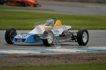 © Octane Photographic Ltd. Donington Park - General Test - 19th April 2012. Alan Fincham, Van Dieman RF80 HSCC Historic Formula Ford 1600. Digital ref : 0297lw1d9596