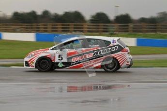 © Octane Photographic Ltd. Donington Park - General Test - 19th April 2012. Gary Duckman, Seat Leon, Production Touring Car Trophy. Digital ref : 0297lw7d5323